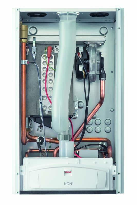 Стенен газов кондензационен котел