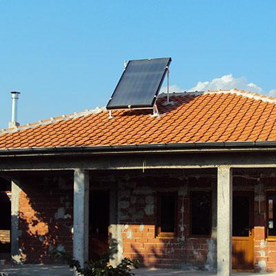 Слънчева инсталация 3