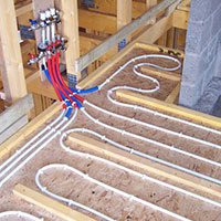 Колекторни кутии и смесителни възли за подово отопление