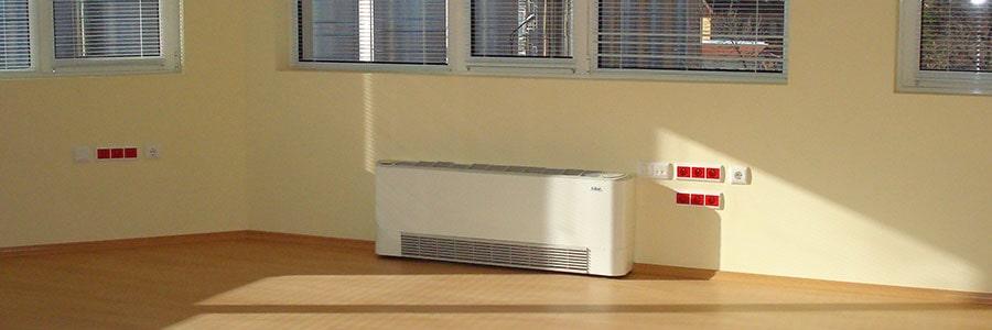 системи за климатизация, климатични системи